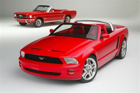 Collectors Take Note 2003 Ford Mustang Concept Car For Sale