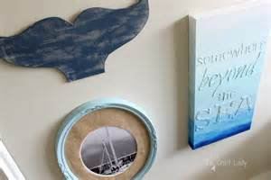 Wooden Sailboat Wall Decor by Master Bedroom Reveal One Room Challenge Week 6 The