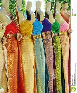 thailand colours clothes in line stock photo image 21554208 With acheter une robe