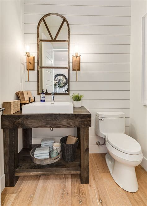 3 Styles That Look Great in Small Powder Rooms   Western