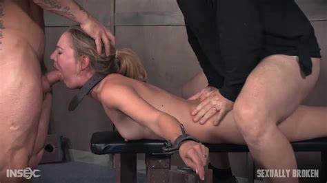 Sexually Broken Compilation Of Rough Bdsm Sex With Hot