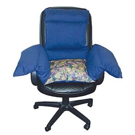 comfort chair pillow 16 x 16 inch seat 16 x 24 inch back
