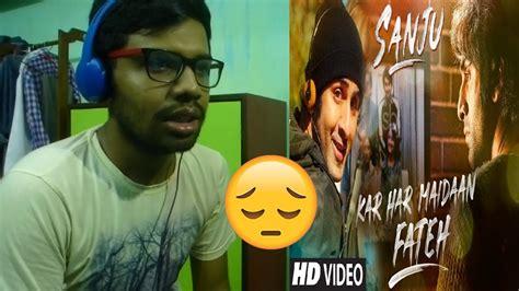 Kar Har Maidaan Fateh|sanju|ranbir Kapoor|sukhwinder Singh