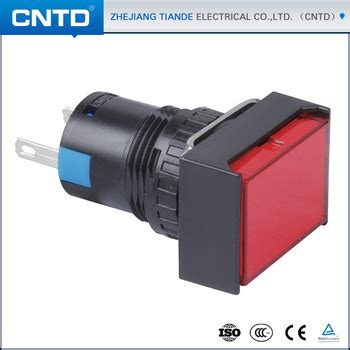 Cntd Latest Products Market Waterproof Electrical Push