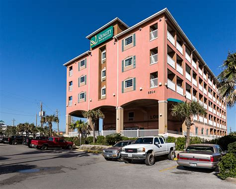 hotels galveston quality inn suites beachfront in galveston tx whitepages