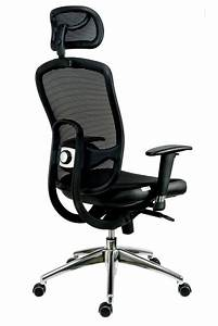 Fauteille De Bureau : fauteuil de bureau ergonomique avec soutien lombaire lombaire kadan ~ Teatrodelosmanantiales.com Idées de Décoration