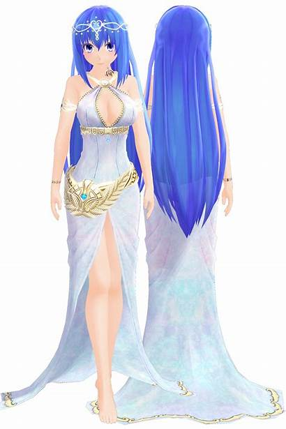 Mmd Zelda Princess Lilith Deviantart Ver God