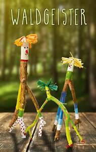 Basteln Mit ästen Aus Dem Wald : basteln mit sten kleine waldgeister manualidades pinterest crafts diy and arts and crafts ~ Buech-reservation.com Haus und Dekorationen