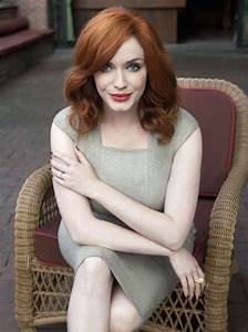 Christina Hendricks Discusses the Three Best Things in ...