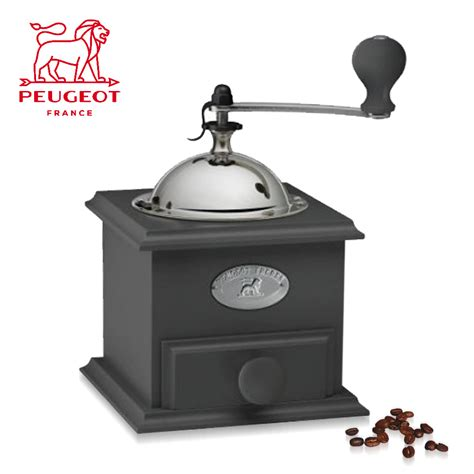 Peugeot Coffee Mill by Psp Peugeot Coffee Mill Cottage Grey Cookfunky