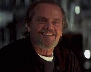 Excited Jack Nicholson GIF - Find & Share on GIPHY