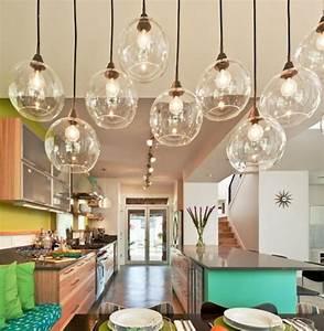 Suspension Luminaire Plume : la suspension luminaire en fonction de votre int rieur styl ~ Teatrodelosmanantiales.com Idées de Décoration