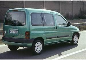 Fiche Technique Citroen Berlingo Berlingo 1 9 D Le Grand Bleu To 1998