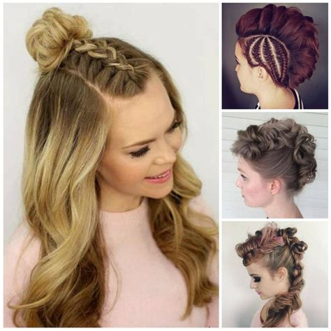 hairstyles long hair easy pinpottery