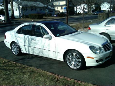 While mercedes' product developers have been busy performing bizarre genetic experiments in pursuit of the next and here's another problem: FS: 2007 E350 with P1, Pano Roof, Wood Wheel, and Lip Spoiler in NJ - MBWorld.org Forums