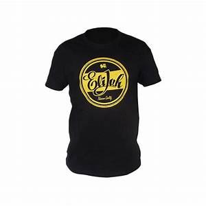 Tee Shirt Jaune Homme : tee shirt elijah homme noir et jaune elijah reggaeshop ~ Melissatoandfro.com Idées de Décoration
