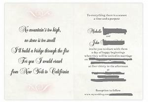 our diy long distance inspired wedding invitation that we With thoughts for wedding invitation cards
