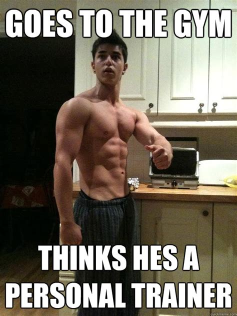 Trainer Meme - personal training memes image memes at relatably com