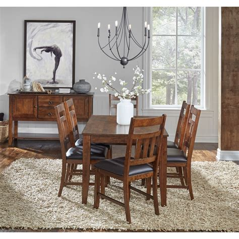 square dining table with leaves square butterfly leaf dining table by aamerica wolf and 8208
