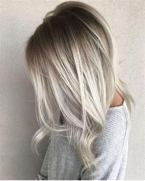 1001 ideen f 252 r silberblond als haarfarbe die ihnen inspirieren frisur ideen haare t 246 nen