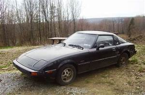 Buy Used 1983 Mazda Rx7 Complete Solid Car That Needs Work