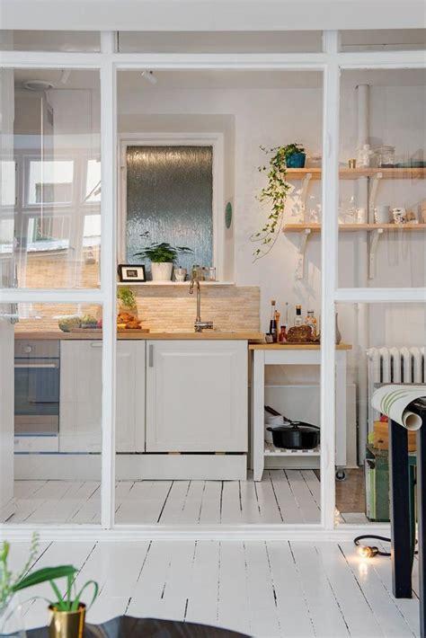 de cuisine scandinave les cuisines de reve
