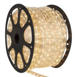 rope light 150 clear chasing rope light commercial spool 120 volt