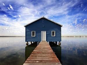 Wasser Entkalken Haus : blaues wasser haus hintergrundbilder blaues wasser haus ~ Lizthompson.info Haus und Dekorationen