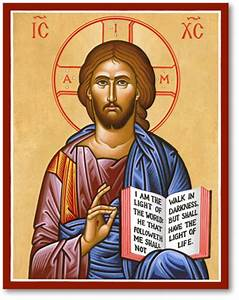 Icons of Christ: Christ the Teacher Icon Monastery Icons
