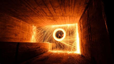 • millions of unique designs by independent artists. Iron tunnel fireworks ultrahd 4k wallpaper wallpaper ...