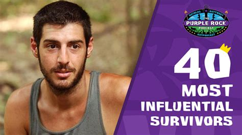 The 40 Most Influential Survivors: Rob Cesternino – The ...