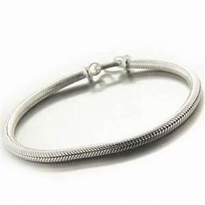 Bracelet En Argent Homme : bracelet balinais maille serpent en argent massif mylittlefantaisie ~ Carolinahurricanesstore.com Idées de Décoration