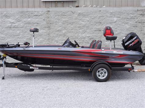 Triton Boats by Triton 179 Trx Boats For Sale Boats