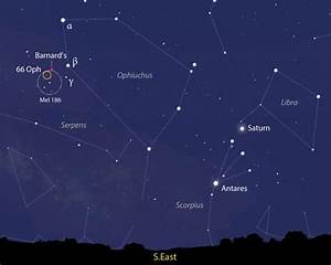 On the Move with Barnard's Star and 61 Cygni - Sky & Telescope