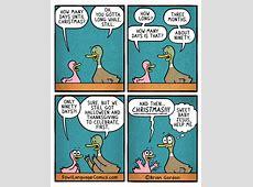 Days Until Christmas Fowl Language Comics