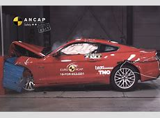 Ford Mustang scores concerning 2 star safety rating ANCAP
