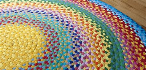 rag rug diy diy braided t shirt rag rug