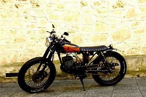 125cc Brat Style