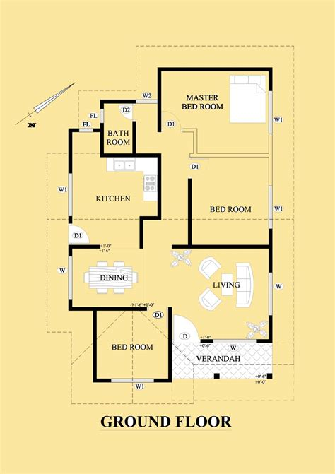 nigeria house plans  nigerian architectural designs