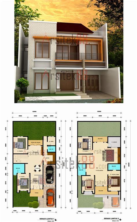 desain rumah minimalis    gambar foto desain rumah