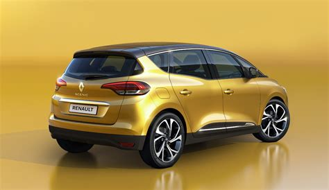 Renault Scenic by 2017 Renault Scenic Funky Mpv Not Bound For