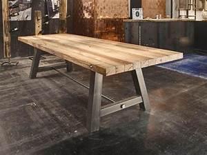 Rustikale Esstische Holz : die besten 25 tisch ideen auf pinterest palette ~ Michelbontemps.com Haus und Dekorationen