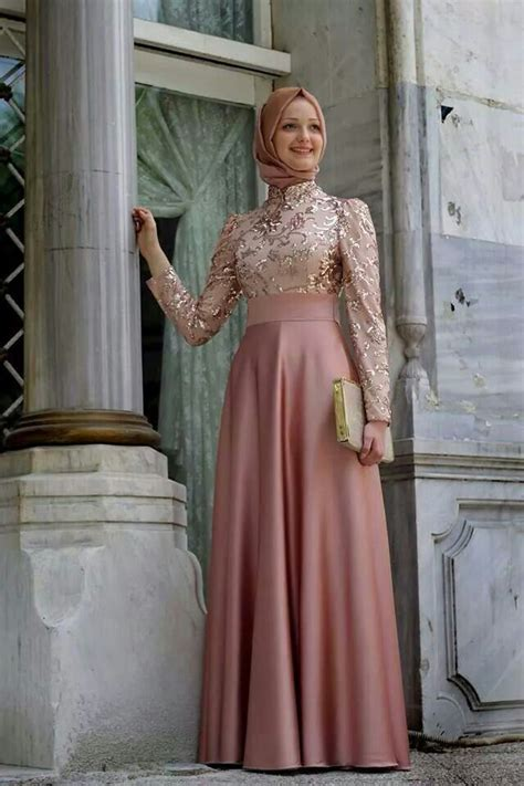 hijab soiree dress veil islamic soiree dress pinterest