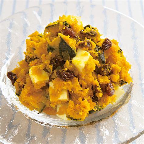 かぼちゃ サラダ 人気 レシピ