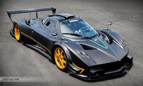 Pagani Zonda R Top Speed, Engine, Price, Specs, Release