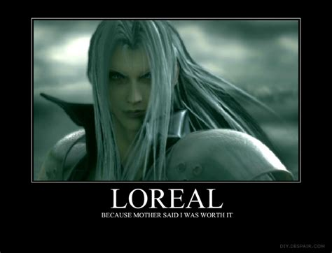 Sephiroth Meme - sephiroth awesome till the end images sephy meme hd wallpaper and background photos 36063664