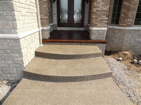 stained patio houses flooring picture ideas blogule