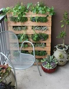 pflanzen idee terrasse With französischer balkon mit kleiner holztisch garten