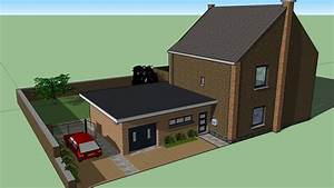 google sketchup by ellev With plan maison google sketchup