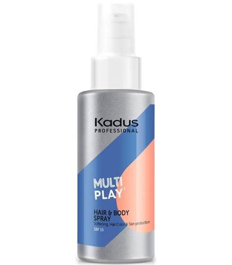 Kadus Professional Multiplay Hair&Body spray - 4HAIR.LV